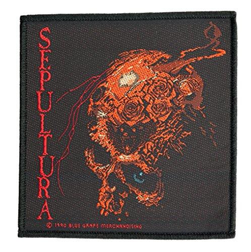 Sepultura–Beneath the remains [Patch/parche, tejida] [sp526]