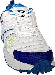 SG Scorer 3.0 Men's Cricket Shoes - White/Aqua