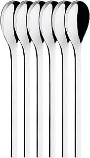 Puresigns 6/x Tenedores de Postre Acero Inoxidable Brillante 18//10