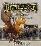 Fantasy Flight Games Battlelore seconde Edition d'extension Razorwings Renfort Lot, BT05 - Version Anglaise