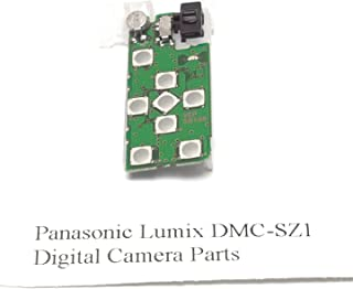Genuine Panasonic Lumix DMC-SZ1 Control Board with Frame - Replacement Parts