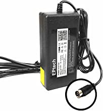 EPtech (10Ft Extra Long) 4 Prong AC Adapter For HP ScanJet 5400C 5470C 5490C Flatbed Scanner Power Supply