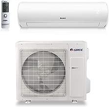 Gree SAP24HP230V1A - 24,000 BTU 21.5 SEER Sapphire Wall Mount Ductless Mini Split Air Conditioner Heat Pump 208-230V