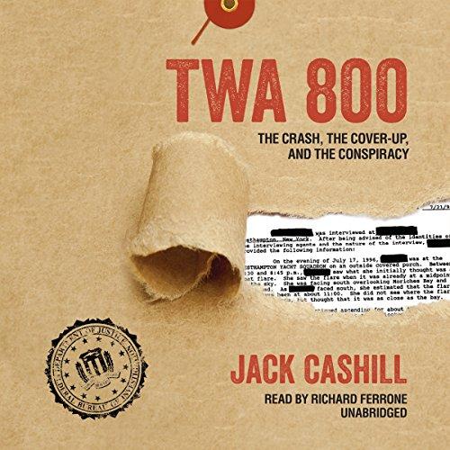 TWA 800 audiobook cover art