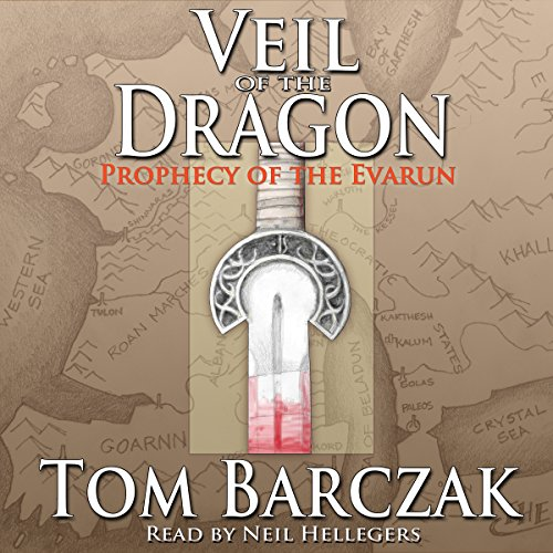 Veil of the Dragon audiobook cover art