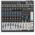 Behringer Xenyx X1222USB Premium 16-Input 2/2-Bus Mixer with USB/Audio Interface