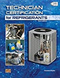 Technician Certification for Refrigerants...