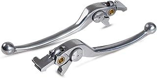 Lucky-W Adjustable Brake Clutch Levers For Suzuki Burgman 650 AN650 2003 2004 2005-2015
