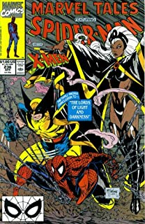 Marvel Tales #236 : Starring Spider-Man and the X-Men in