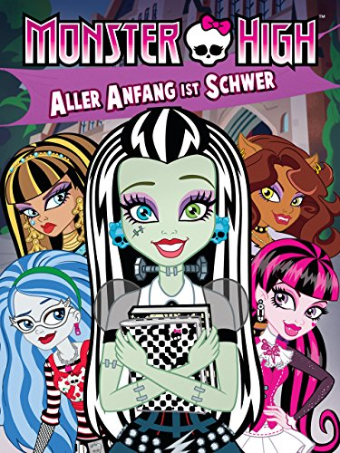 Monster High: Aller Anfang ist Schwer [dt./OV]