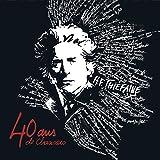 40 ans de chansons von Hubert-Félix Thiéfaine