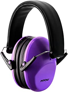 Mpow Kids Safety Ear Muffs - Purple