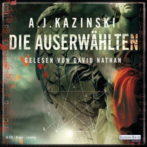 Die Auserwählten audiobook cover art