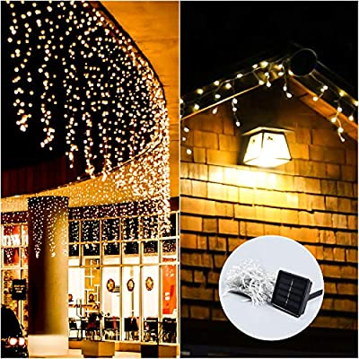 Dedeo Solar String Lights