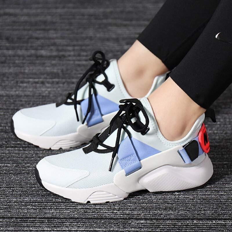 Nike 耐克女鞋 春 复古缓震舒适老爹鞋跑步防滑透气时尚鞋子耐磨休闲鞋