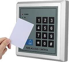 2 Excelvan 3 Track USB Lecteur de Carte magn/étique Carte cr/édit 1 Noir 3 pistes plug/&play