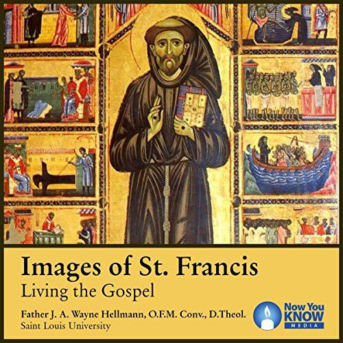 Images of St. Francis: Living the Gospel copertina
