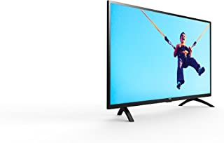 Philips 43 Inches Ultra Slim FullHd Led Tv, 43Pft5853/56 - Black