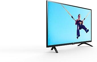 تلفزيون ليد فيليبس طراز TV40PFT5063/56 شاشة رفيعة جداً فل اتش دي مقاس 40 بوصة - لون أسود