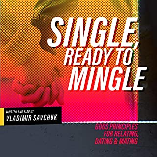 Single, Ready to Mingle audiobook cover art