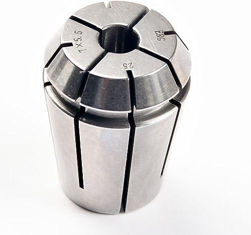 high quality ERG25 7×5.5 Advanced Formula sale Spring Steel Collet Sleeve Tap,For Lathe CNC Engraving Machine & Lathe outlet online sale Milling Chuck sale