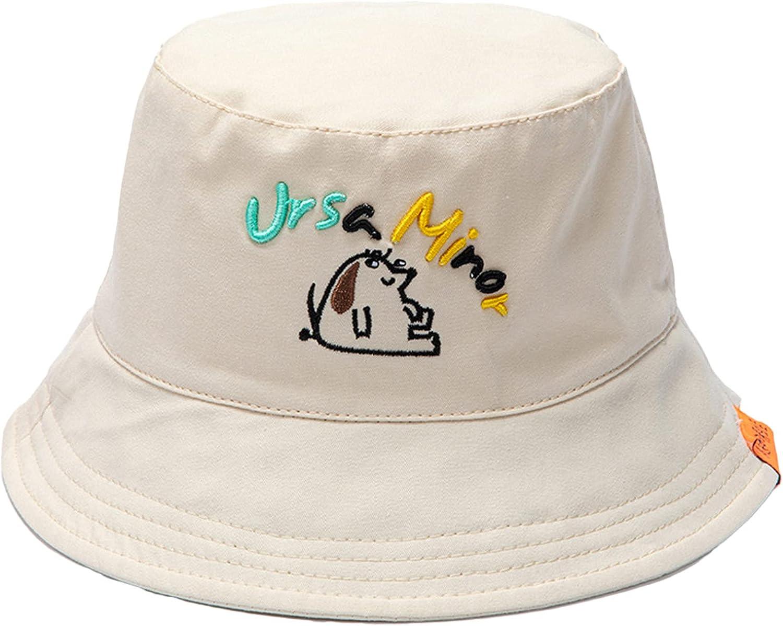 Aland Sun 25% OFF Hat Cartoon Great interest Pattern Fisherman Summer Cap UV Protection
