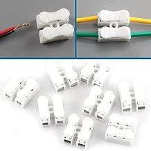 Schnelle Kabel zum Verbinden, 1002P Schnellverbinder Kabel Klemme Verkabelung Terminal Block SPRING Stecker Draht Push Typ