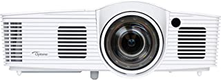 Optoma GT1080Darbee 1080p 3000 Lumens 3D DLP Short Throw Gaming ProjectorinRenewed)
