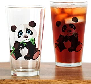 panda bamboo glasses