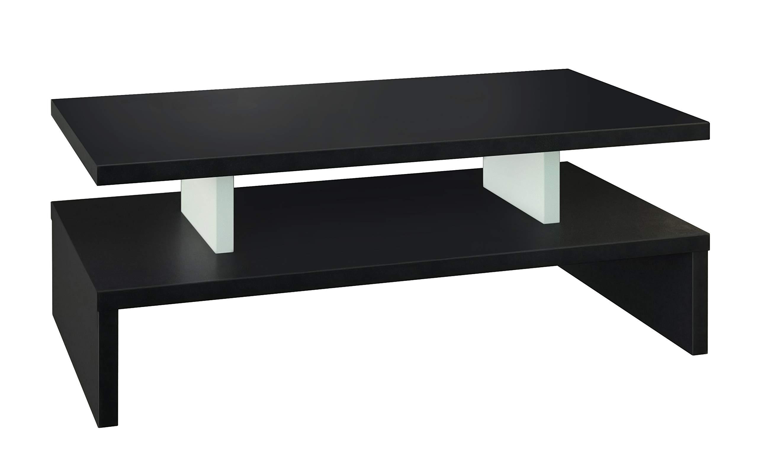 Tavolino da Salotto 90 x 55 cm Ikea Lack Colore: Marrone Scuro