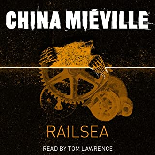 Railsea                   By:                                                                                                                                 China Mieville                               Narrated by:                                                                                                                                 Tom Lawrence                      Length: 11 hrs and 56 mins     106 ratings     Overall 4.2
