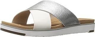 Women's Kari Metallic Flat Sandal