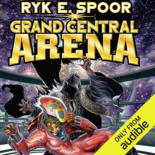 Grand Central Arena cover art