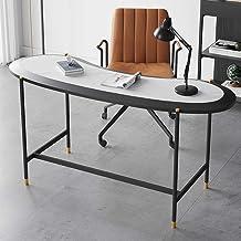 Computer Desk, Slate Desk Bedroom Bedside Table Table Simple and Modern Home Minimalist Table