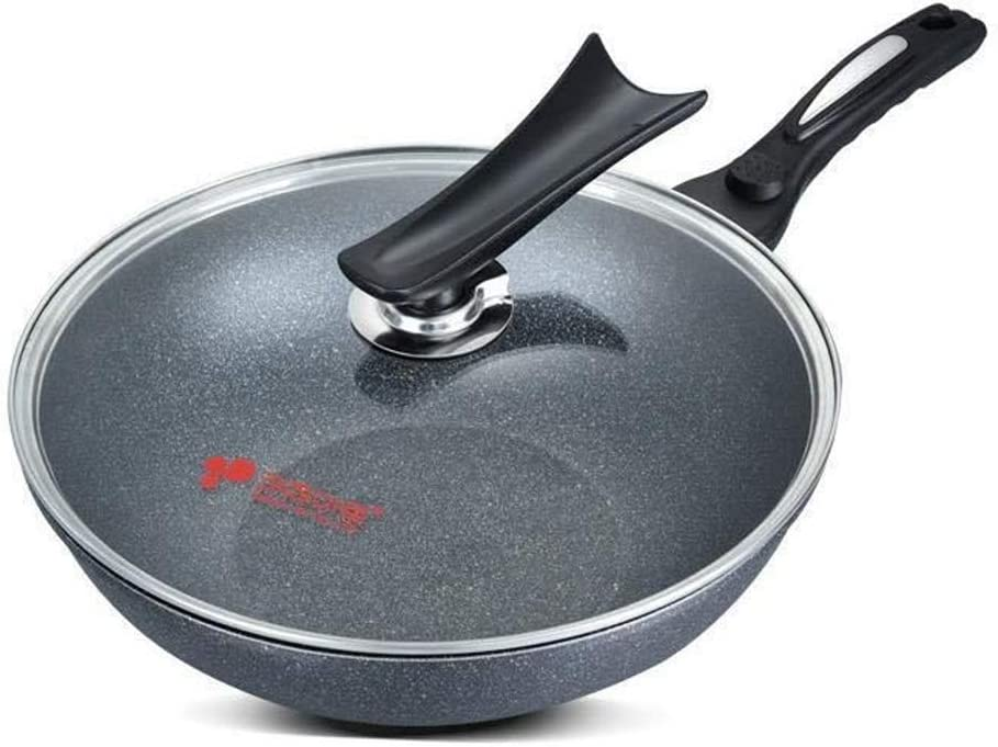 """SOPHIE Popular brand in the world MCCARTHY 32CM 12.5"""" Stir 2021new shipping free Fry Lids with Pans Nons"""