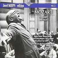Josef Krips Edition 3 by W.A. Mozart (2011-08-09)