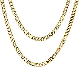 047347965cd2 Amazon.es: cadenas de oro para hombre