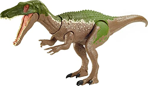 discount Disney Cars Jurassic World Baryonyx Grim lowest Sound Strike Dinosaur Action Figure with Strike and sale Chomping Action, Realistic Sounds, Movable Joints, Authentic Color and Texture; Ages 4 and Up online