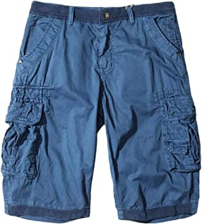 Buildhigh clothes Washed Casual Trousers Multi-Pocket Sport Shorts Cargo Pants