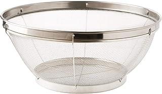 KANJJ-YU Metal Mesh Creative Countertop Fruit Basket Bowl support for cuisine, Salon, Petite Ronde décorative Cuisine