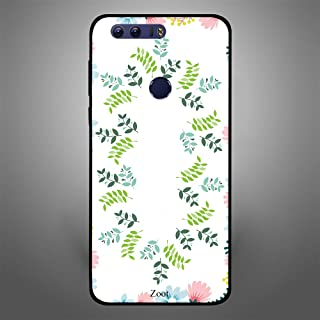 Huawei Honor 8 Printed Leaves, Zoot Designer Phone Covers