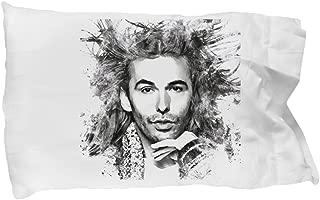 emJays Queer Eye Merch Jonathan Van Ness Queer Eye Pillow