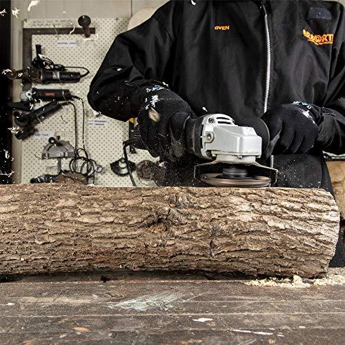 Arbortech Turboplane – Winkelschleifer Aufsatz zum Holz fräsen - 4