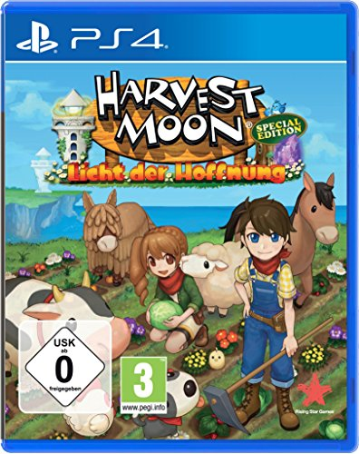 Harvest Moon: Licht der Hoffnung Special Edition (PlayStation PS4)