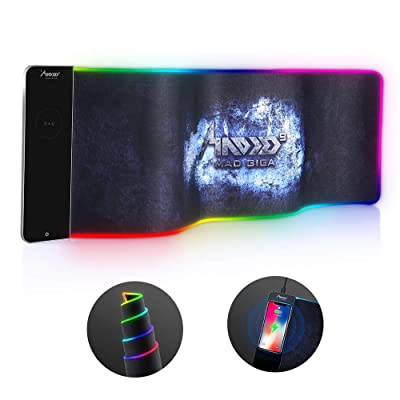 MAD GIGA Wireless Mouse Pad Charger