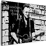 Myartstyle - Bilder Bruce Springsteen Band 100 x 70 cm