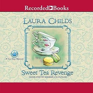 Sweet Tea Revenge audiobook cover art