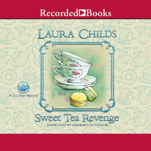 Sweet Tea Revenge audiobook cover art