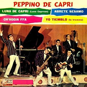 Vintage Pop No. 161 - EP: Luna Caprese