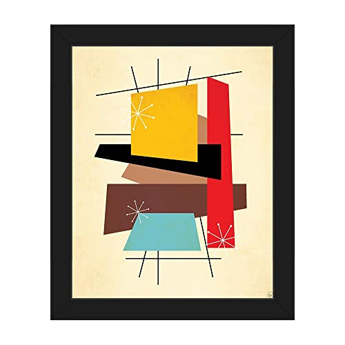Mid-Century Modern Wall Art Pictures: Amazon.com